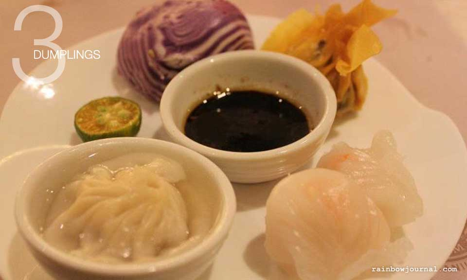 Plate 3: Dimsum, Vikings Buffet at Mall of Asia (MOA)